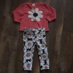 Baby girls Gymboree outfit